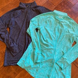 NWOT Under Armour Pullovers